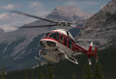 Alpine Helicopter Safety Video